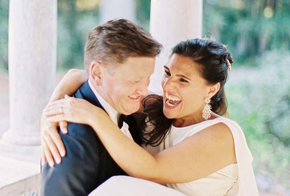 Destination wedding at Grande Itália