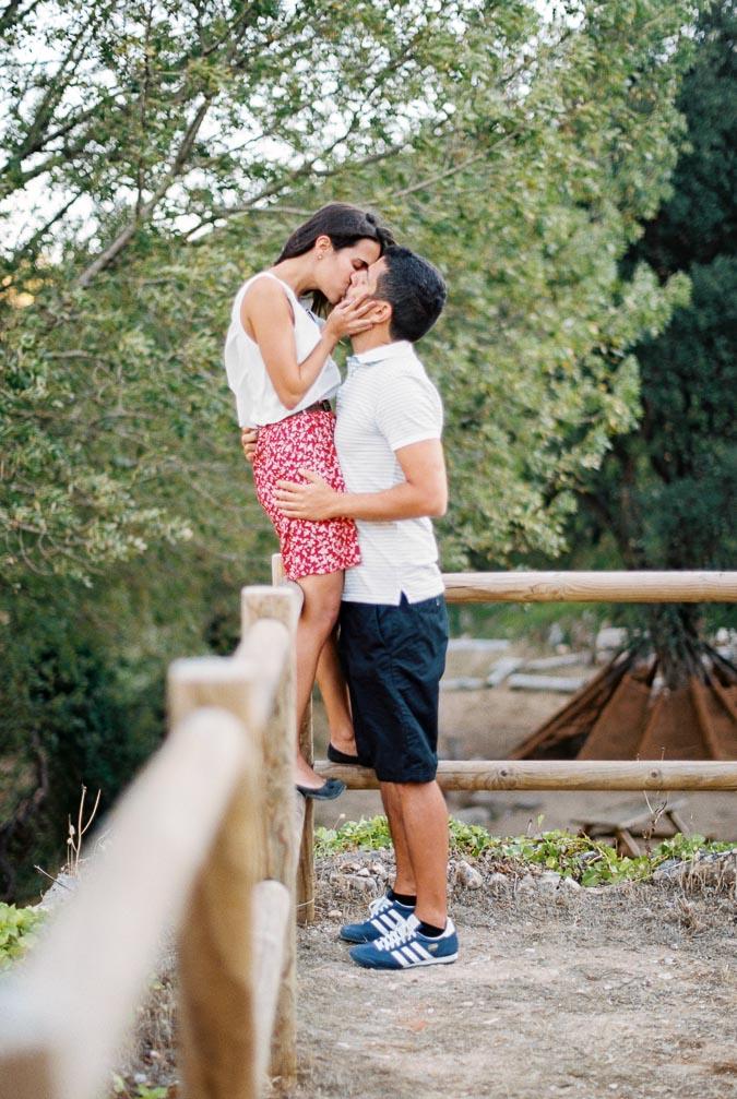 Engagement & Sintra magic light