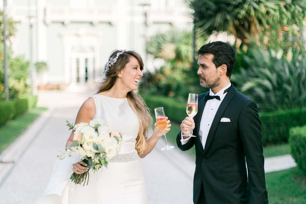 Wedding in Pestana Palace